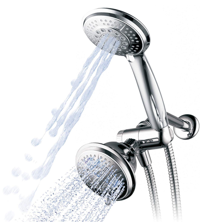how to choose the best handheld shower head for low pressure