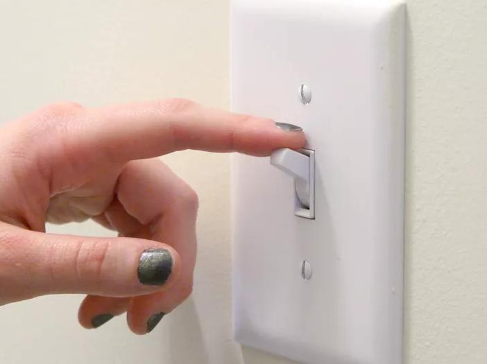 garbage disposal switch