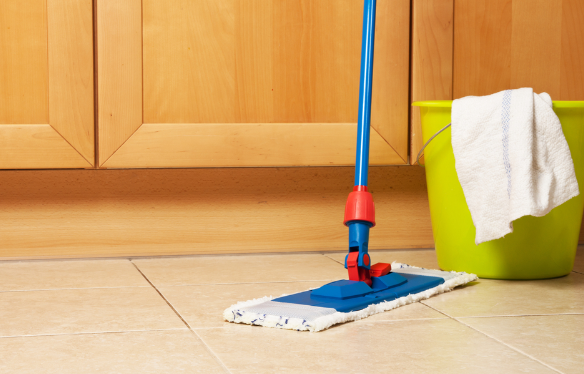 best wet mop for home tile floors